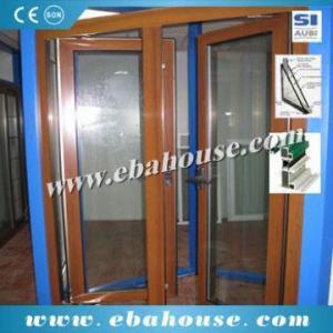 Quality aluminum casement window;opening window;double glazing window wholesale