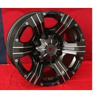 Buy cheap 17x9.0 aftermarket  Aluminium Alloy Wheel   With Full painted from wholesalers