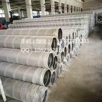 Quality wire wrapped stainless steel 304L water well drilling water well screens wholesale
