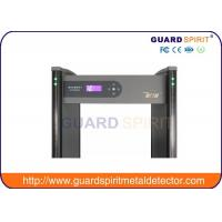 Quality Public Security Police Metal Detectors Security Walk Through Gate For Embassies wholesale