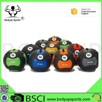 Quality Multi Color Fitness Gym Exercise Ball PVC Leather Material For Gymnastics wholesale