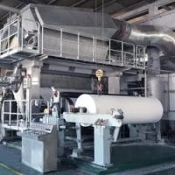 China Newest Style Sanitary Toilet Paper And Napkin Making Machine toilet roll making machine on sale