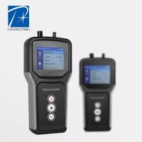 China New hot sale English version portable exhaust gas analyzer on sale