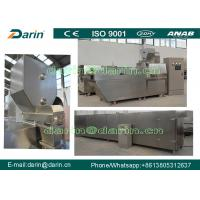 Quality Fully Automatic Macaroni Production Line Machinery with SUS304 , ABB Electric parts wholesale