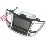 Cheap Multi Touch Capacitive 8 Inch Android Car Stereo , 2015 Hyundai Tucson Dvd Player for sale