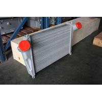 Quality Brazed aluminum bar plate air cooler heat exchanger with high performance and heavy duty wholesale