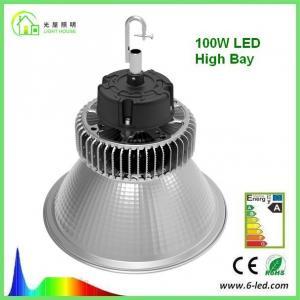 Quality 100 Watt High Bay LED Lighting 5000k For Workshops / Logistics Centers wholesale