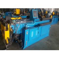 Quality Cold / Heating Pipe Bending Machine , Single Head 22KW Automatic CNC bender wholesale