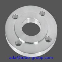 Quality Class 300 4'' ASME A182 F53 Forged Steel Flanges For Pipeline ASME B16.5 UNS S32750 wholesale