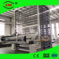 China Automatic toilet paper log accumulator for toilet paper production line on sale
