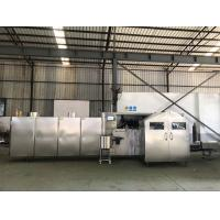China High Efficient Ice Cream Cone Making Machine For Snack Food Factory on sale