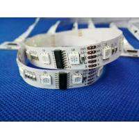China 24V DMX512 Digital Pixel DMX Addressable DMX LED Strip 60LEDs/m on sale