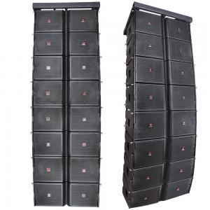 Quality Concert Music speaker Professional Audio speaker box line array system wholesale