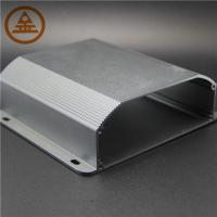 Buy cheap Deep Processing Extruded Aluminum Box Powder Coating Surface Treat from wholesalers
