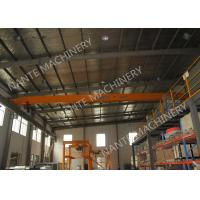 Quality LDX1t-12m Single Girder Overhead Cranes for machinery works/ Workshop / Warehouse / Station wholesale