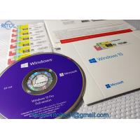 China Product Key Windows 10 Home System Builder Windows 10 Home 64 Product Key Code on sale
