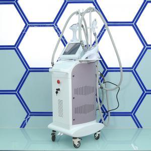 Quality RF Skin Tightening Machine Velashape Radio Frequency Cavitation Cellutec G5 Body Vibrator Slimming Machine wholesale