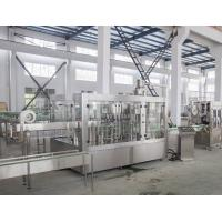 China Small Beverage Washing Filling Capping Machine For Bottle Water Line/Water filling on sale