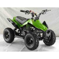 Quality 49cc ATV,2-stroke,air-cooled,single cylinder,gas:oil=25:1. electric start wholesale