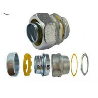 Quality Professional Malleable Iron Fittings / Malleable Iron Pipe Fittings Acid Resistance wholesale