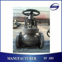 China cast iron JIS marine valve with BV ABS CCS type approval on sale