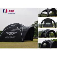 Cheap Commercial Inflatable Yard Tent Giant Advertising Inflatable Spider Tent for sale