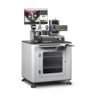 Milling Tool Inspection System Tool Vision Measurement Machine With 24 LCD Monitor