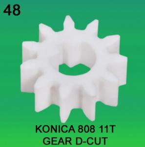 Quality GEAR TEEETH-11 D-CUT FOR KONICA 808 MODEL minilab wholesale