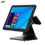 Quality 15 Inch Restaurant Equipment POS Cash Register Intel Celeron J1800 Dual Core 2.45 GHz CPU wholesale