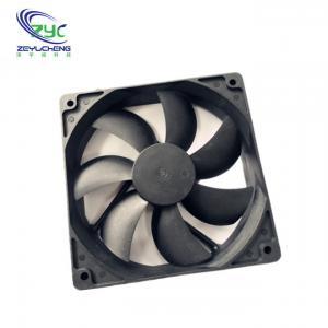 China 12025 12cm DC 12V 0.21A Dual Ball Quality Assurance Cooling Fan on sale