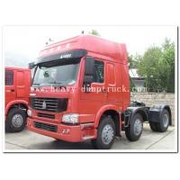 Buy cheap 6x4 HOWO 336hp 371hp 420hp tractor truck / prime mover model in promotion product