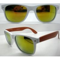 Quality Discoloration Novel Sunglasses , Dark Glasses In Sunny Day wholesale