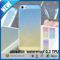 Quality Shockproof Transparent Rubber TPU Matte iphone 5s Custom Cell Phone Case wholesale