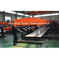 Quality CE Approval 6 Meters Auto Stacker For Roofing Collection Pneumatic Drive wholesale