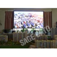 Quality Indoor LED Advertising Billboard High Defination Super Slim Large LED Screen wholesale