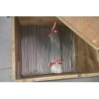 Quality Polished 304 Stainless Steel Welded Pipes Capillary Seamless 5s ASME A269 wholesale