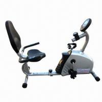 Quality Recumbent fitness bike/magnetic exercise bike wholesale