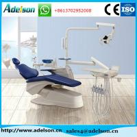 Cheap CE marked beige color dentistry assistant dental chair unit price for sale for sale