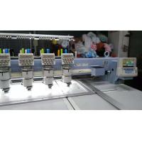 Quality BEVX920 720 Table Top Embroidery Machine Commercial With Strong 3D Effect wholesale