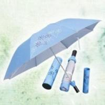 Quality Promotional Gifts---Folded Wine Bottle Packed Umbrella (YT-2002) wholesale