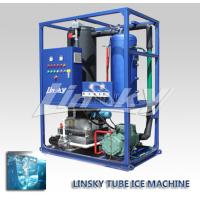 Quality Siemens PLC Control Tube Ice Machine wholesale