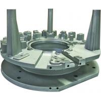 Buy cheap Inferior Plate Knitting Machine Spare Parts Aluminum Die Casting ADC12 Material from wholesalers