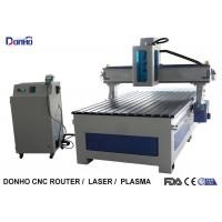 Mist Cooling System CNC Router Engraving Machine For Metal Cutting Easy Operation