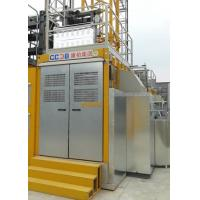 Modular Rack And Pinion Elevator Design Payload Capacity 3000Kg For Construction Site