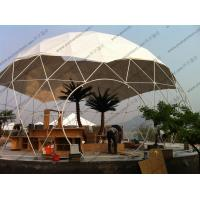 Buy cheap Aluminium Frame Geodesic Dome Tent from wholesalers