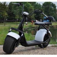 Buy cheap fat tire Electric motorcycle scooter 2 wheel citycoco scooter adult scooter from wholesalers