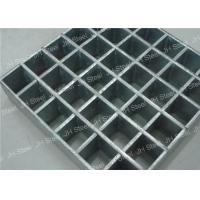China Swaged Stainless Steel Bar Grating Pressure Locked Stainless Steel Grill Grates on sale