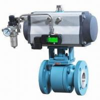 Quality High Performance Metal Seal Ball Valve (YD200M), -196 to +500°C Fluid Temperature wholesale