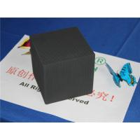Quality Clean Room Honeycomb Activated Carbon Filter Media / Activated Carbon Filter Material wholesale
