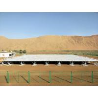 China Desert Parking Apron Compound Steel Grating , Stainless Steel Bar Grating on sale